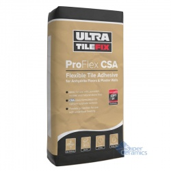 Ultra Tile Fix Pro Flex CSA Flexible Adhesive