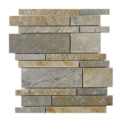 Linear Oyster Slate Mosaic 350 x 260