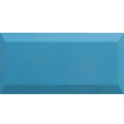 Metro Teal Ceramic Wall Tile 100x200mm